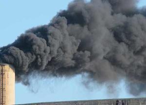 industrial soot