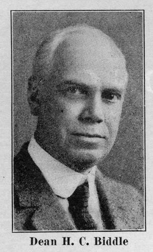 Henry C. Biddle