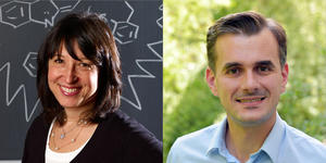 Alanna Schepartz and Michael Zuerch join the department of chemistry