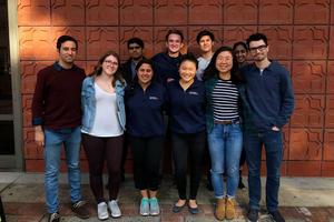 Undergraduate annual fund student leaders