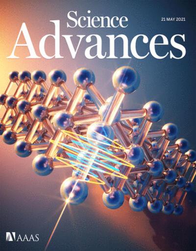 AAAS cover -- Michael Zuerch announcement