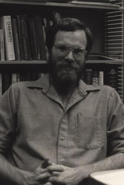 Peter Armentrout Portrait