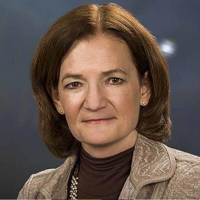 Carol Burns, alumna, Los Alamos Lab