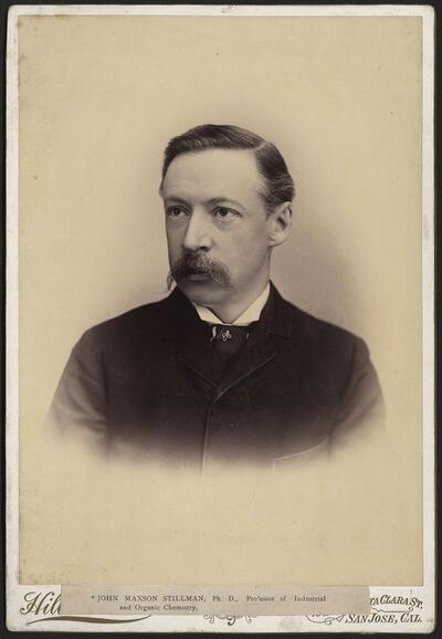 John Maxsom Stillman