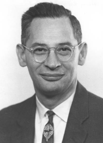 Henry Rapoport Portrait