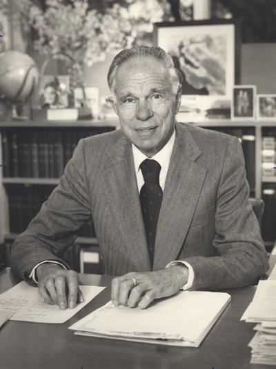 Glenn Theodore Seaborg Portrait