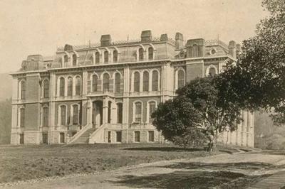 South Hall 1895